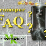 Stromsparguide – Stromspar-FAQ